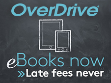 Overdrive eBooks now, late fees never