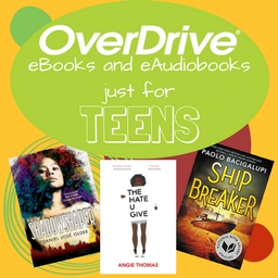 Overdrive eBooks and eAudiobooks just for Teens